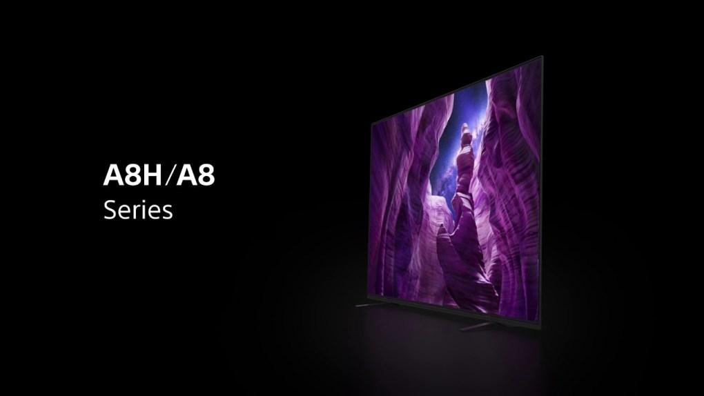 Sony XBR-A8H BRAVIA XBR A8H Master Series - OLED TV - 4K