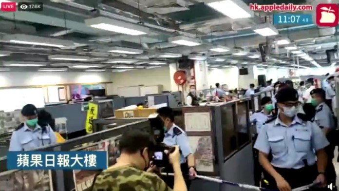 Hong Kong has fined a journalist for ticking a box. That shows the city's media freedoms are in jeopardy | Latest News Live | Find the all top headlines, breaking news for free online April 29, 2021