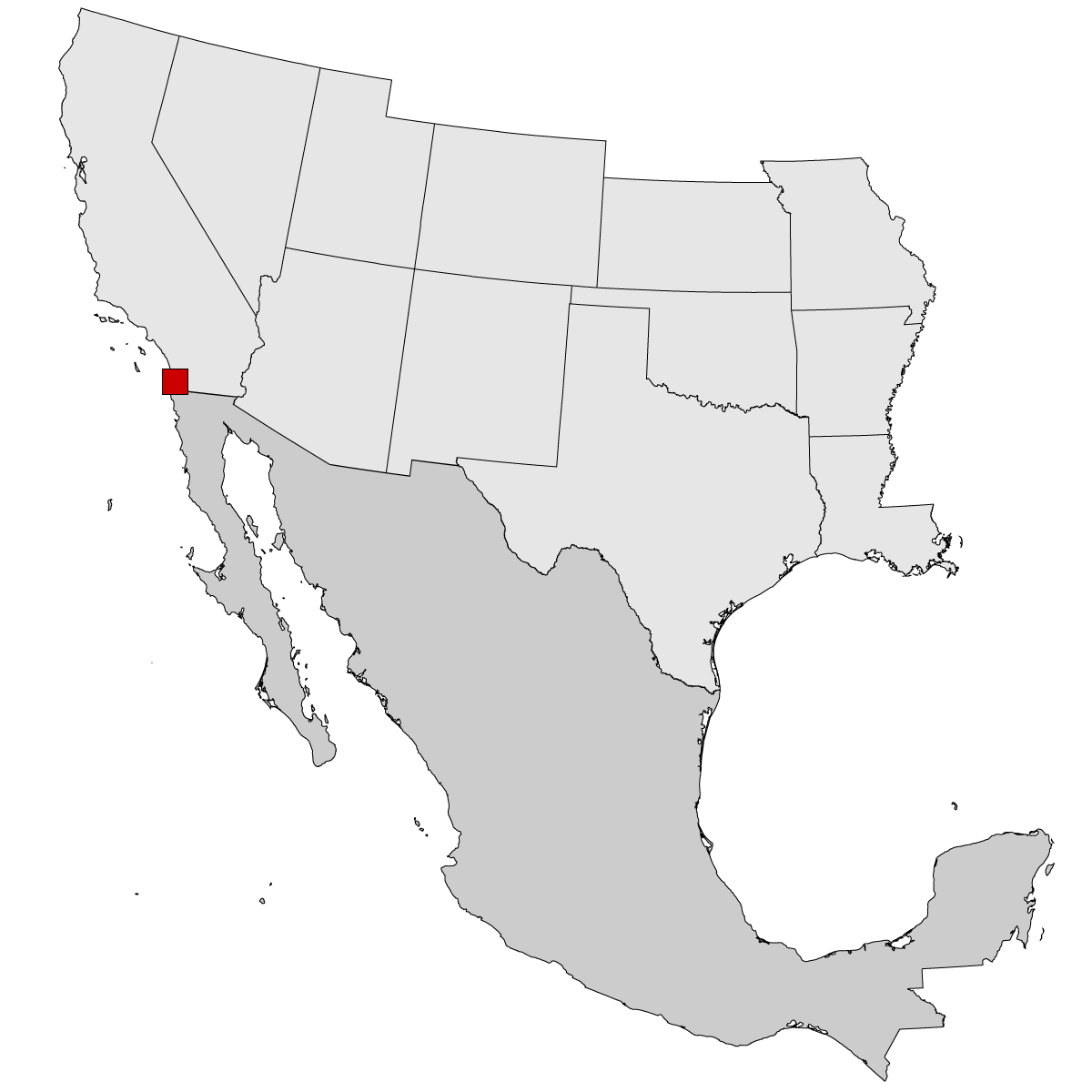 This Is What The Us Mexico Border Looks Like
