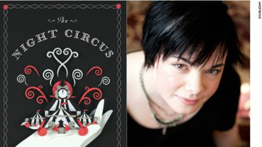The Night Circus  looks to enchant fans of  Twilight  and  Harry     Erin Morgenstern  39 s book   quot The Night Circus quot  has fans