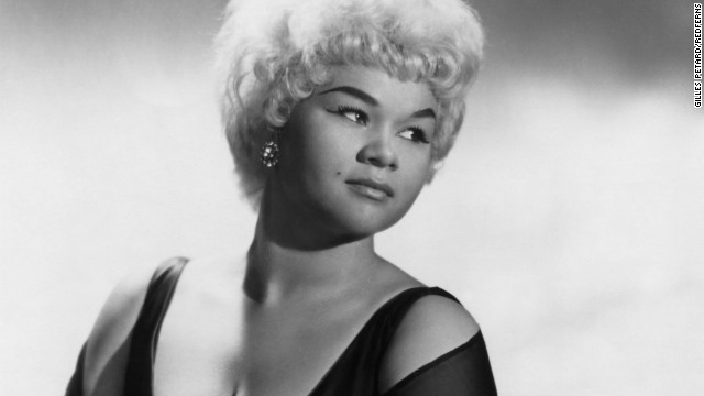 Etta James, inducted 1993