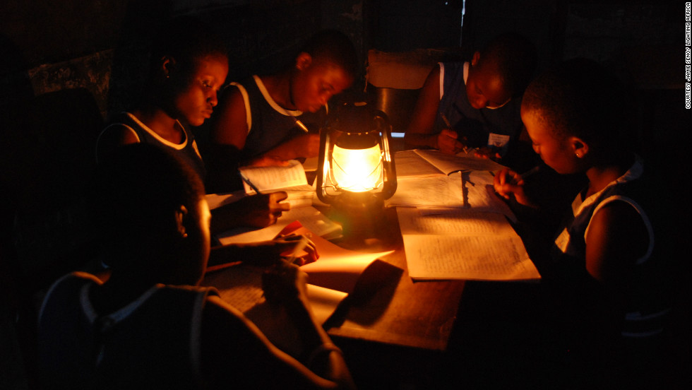 Solar lamps replace toxic kerosene in poorest countries - CNN on Sconces No Electric Power id=30277