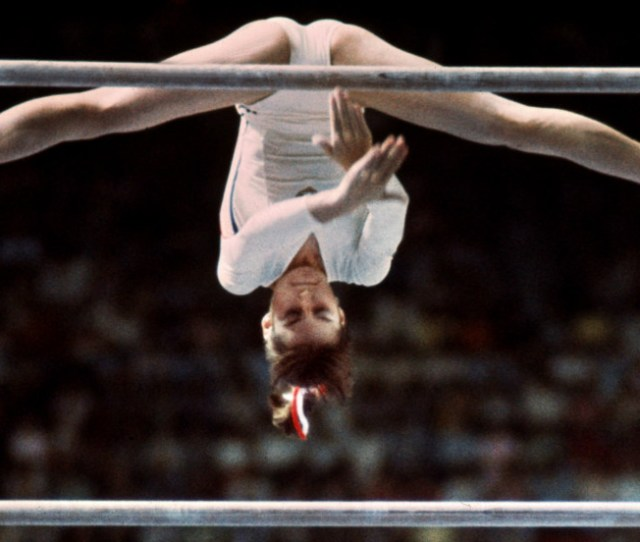 Her Effort In The Discipline Was The First Unblemished Score In Gymnastics During An Olympic Competition