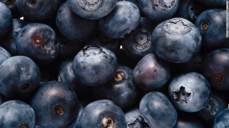 "Blueberries are often singled out as a kind of superfood because studies have shown they aid in everything from fighting cancer to lowering cholesterol. But all berries, including raspberries, strawberries and blackberries, contain antioxidants and <a href=""http://www.webmd.com/diet/phytonutrients-faq"" target=""_blank"">phytonutrients</a>. Worried about the price of fresh fruit? Experts say the frozen kind is just fine."