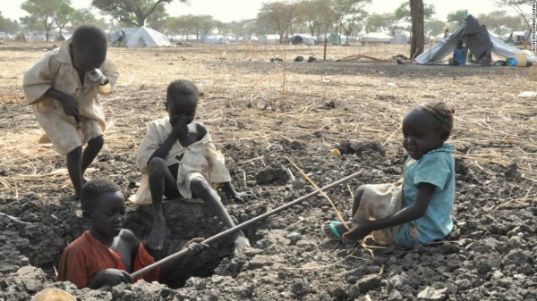 South Sudan refugee camp faces crisis
