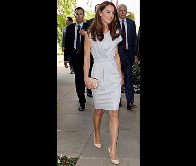 The French Publication Closer Published Photos Of Kate Middleton The Duchess Of Cambridge Sunbathing