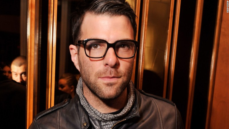 "Actor Zachary Quinto said he was inspired to <a href=""http://www.cnn.com/2011/10/16/showbiz/zachary-quinto-gay/index.html?iref=allsearch"">acknowledge his homosexuality</a> in October 2011 after a 14-year-old, who was apparently being harassed over his sexuality, killed himself. ""In light of Jamey's death, it became clear to me in an instant that living a gay life without publicly acknowledging it is simply not enough to make any significant contribution to the immense work that lies ahead on the road to complete equality."""