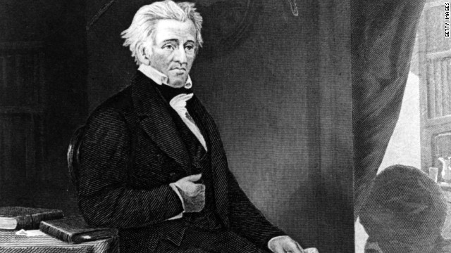 """Andrew Jackson called the 1824 election the """"corrupt bargain"""" and promised to win in 1828."""