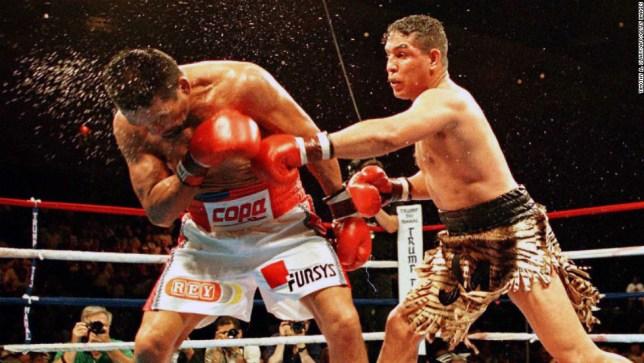 Image result for Hector Camacho vs Eddie Vankirk
