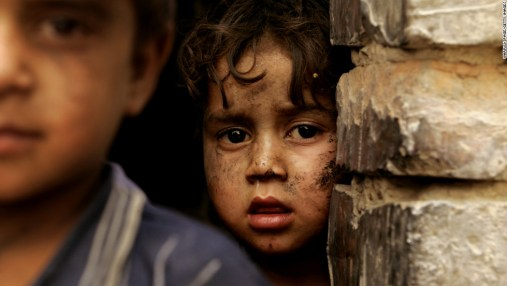 Image result for Iraq War Child