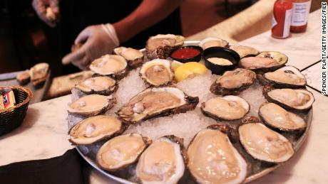 Imported oysters linked to illnesses in 5 states