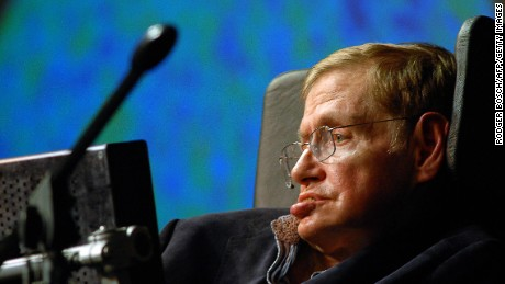 Stephen Hawking Fast Facts