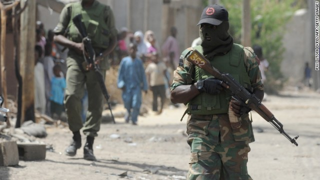 Two Americans and two Canadians kidnapped at gunpoint in Nigeria