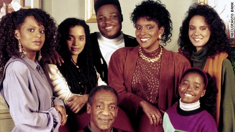 The cast of 'The Cosby Show'