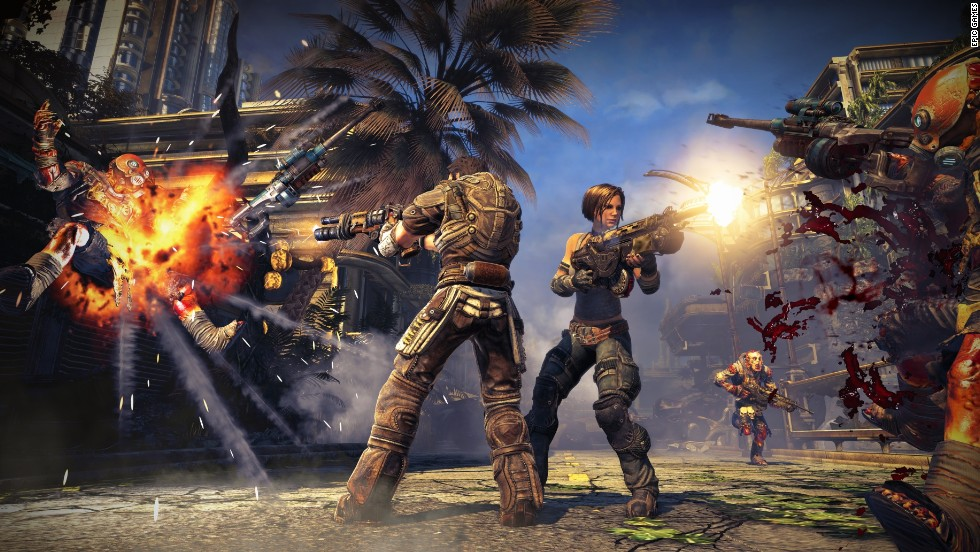 10 Most Controversial Violent Video Games Cnn