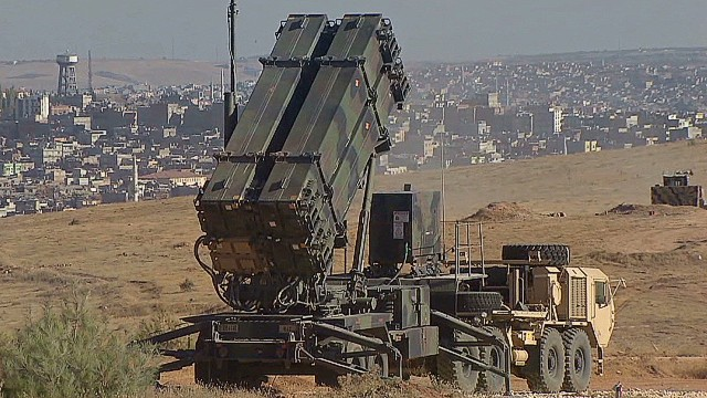 Patriot Work Missiles How