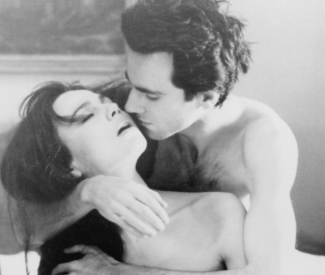 Daniel Day Lewis And Lena Olin Had Some Sexy Scenes In The Unbearable