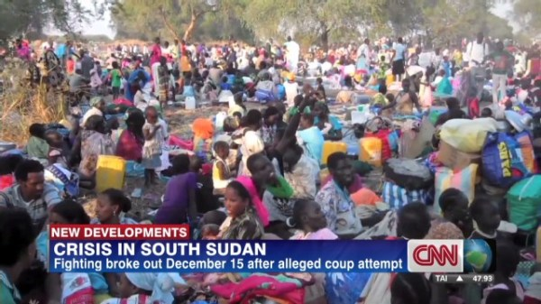 Fears of civil war in South Sudan - CNN Video