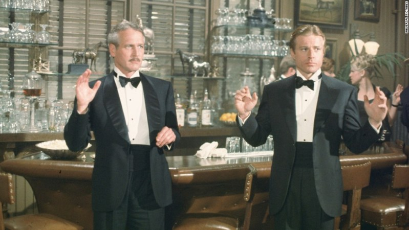 "Teaming up again after ""Butch Cassidy and the Sundance Kid"" (1969), Paul Newman and Robert Redford in best picture winner ""The Sting"" helped make the buddy film one of the key movie genres of the '70s. The two played con men in 1930s Chicago in the George Roy Hill movie, which featured the music of ragtime composer Scott Joplin."