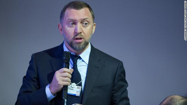Oleg Deripaska has drawn scrutiny because of his association with Trump's former campaign chairman.