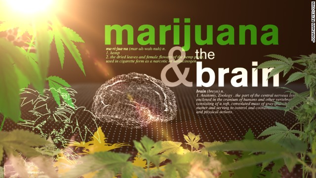 Pot smoking may leave mark on teen brains