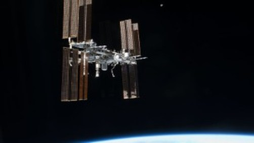 International Space Station Fast Facts