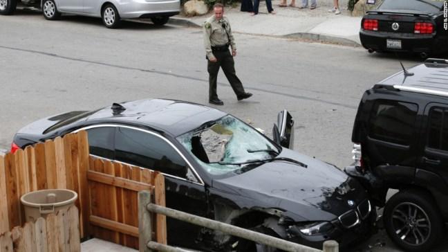 Image result for elliot rodger crime scene