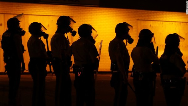 Missouri governor imposes curfew in Ferguson - CNN