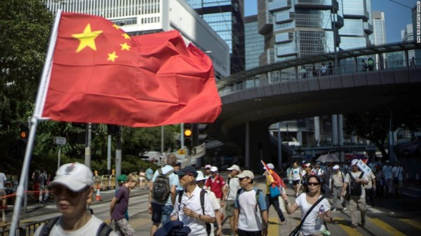 Why Beijing is courting trouble in Hong Kong - CNN