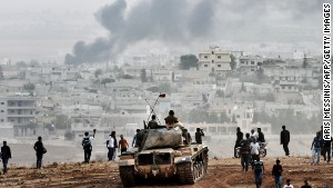 Syrian Civil War Fast Facts