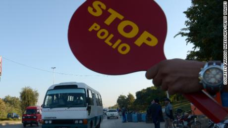Polio cases no longer declining; WHO fears global resurgence