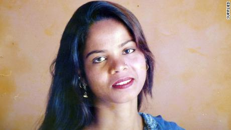 Asia Bibi moved from jail to another part of Pakistan, sources say