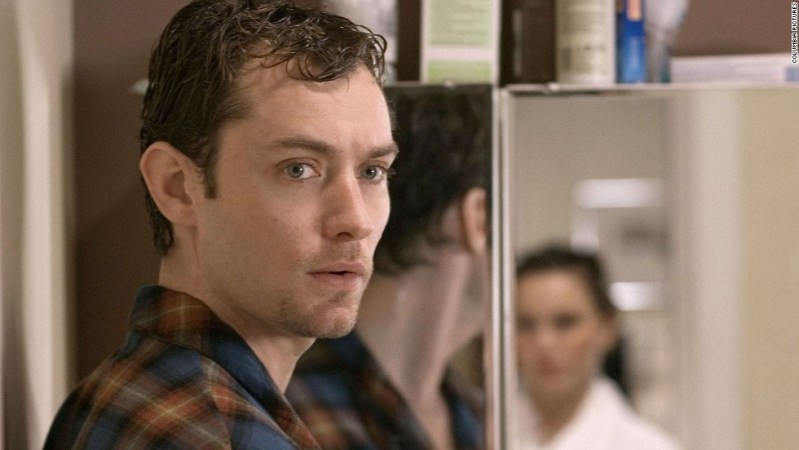 """Closer"" was Jude Law's starring role in 2004, but he made more buzz with the People pick."