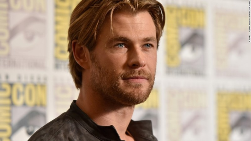 "Chris Hemsworth was viewed as in tight competition with the ""other Chris,"" a.k.a. Chris Pratt, when Hemsworth snagged the title in 2014."