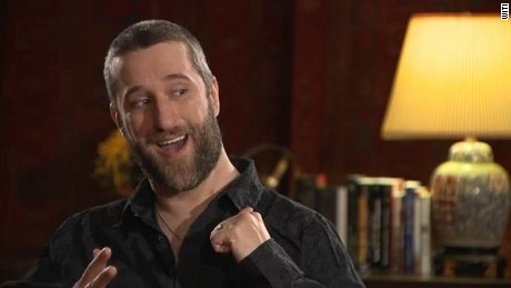 """The late Dustin Diamond played Screech on """"Saved by the Bell."""""""