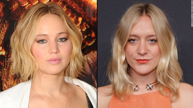 """It seems that not everyone loves Jennifer Lawrence, left. In talking about some of her fellow actresses to<a href=""""http://www.vmagazine.com/site/content/3682/the-chloe-compendium"""" target=""""_blank""""> V Magazine, Chloe Sevigny said</a>, """"Jennifer Lawrence, I find annoying. Too crass."""" Wow."""