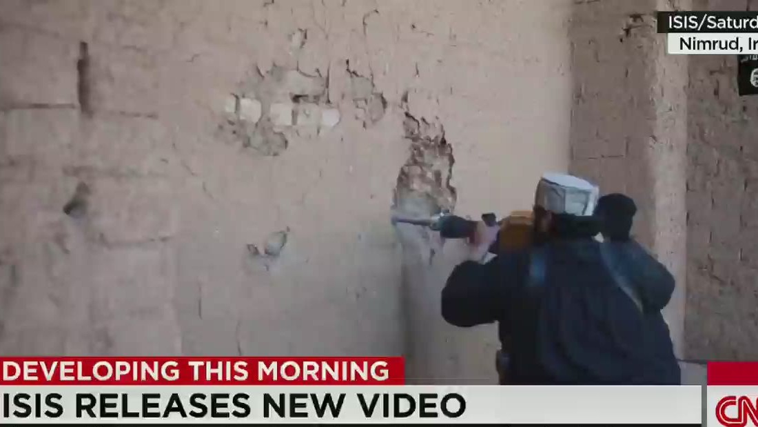 A Roundup Of Ancient Sites Isis Has Destroyed Cnn