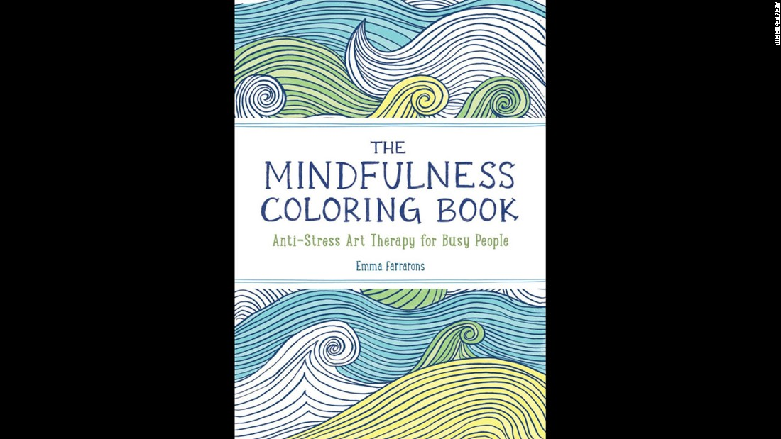 Why Adult Coloring Books Are Good For You CNN
