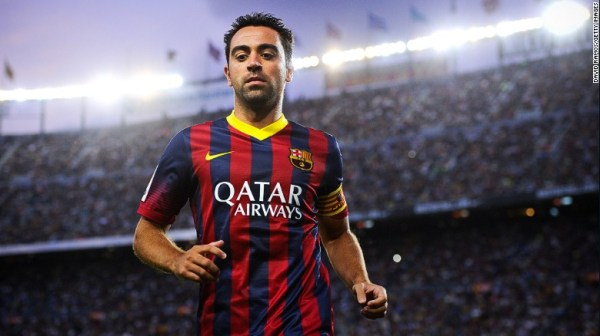 Barcelona legend Xavi unveils his 'Ultimate Footballer' - CNN
