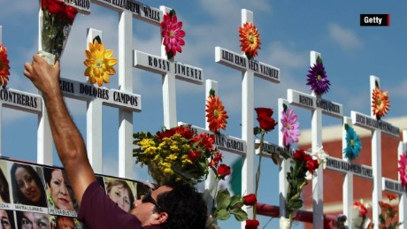 เม็กซิโกสร้างสถิติด้วยการฆาตกรรมมากกว่า 33,000 ครั้งในปี 2561