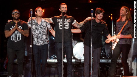 Fans are upset over Maroon 5 Super Bowl halftime show