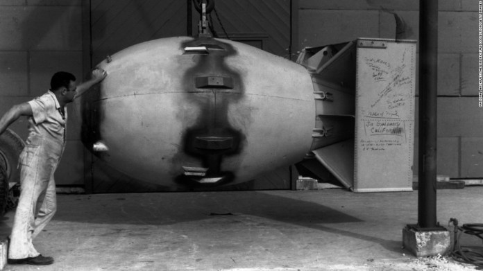 Why did the U.S. bomb Hiroshima? - CNNPolitics