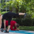 Hinging Movement Single Leg Deadlift
