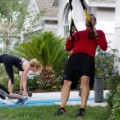 Pulling Movement TRX Rows