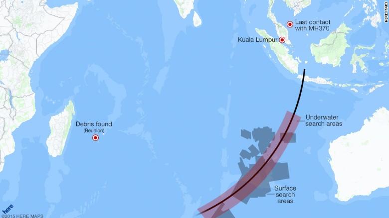 Risultati immagini per MH370