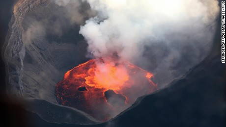 Volcanoes Fast Facts