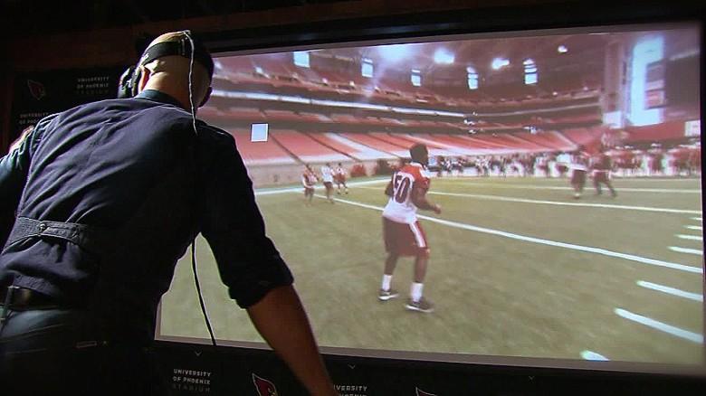 Image result for NFL VR