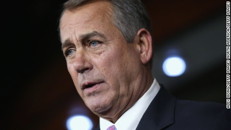 John Boehner is right about the GOP before Trump