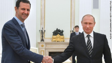 Only a fool takes Vladimir Putin at his word in Syria