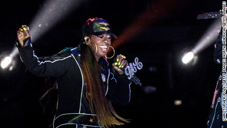 Fans want Missy Elliott statue to replace Confederate monument